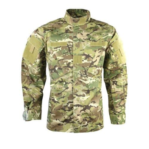 kombat uk acu assault shirt btp front