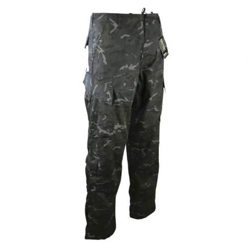 kombat uk acu assault trousers btp black main