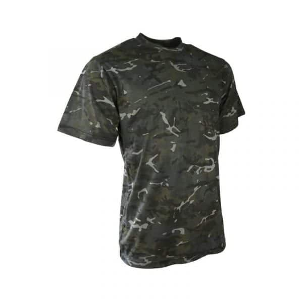kombat uk btp black t-shirt camo t-shirt