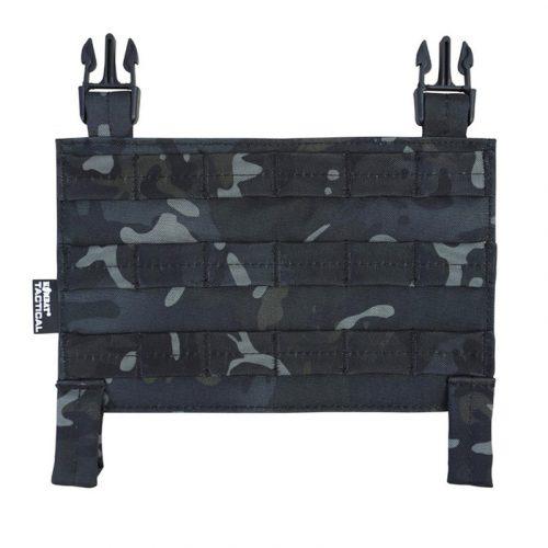 kombat uk buckl-tek molle panel btp black