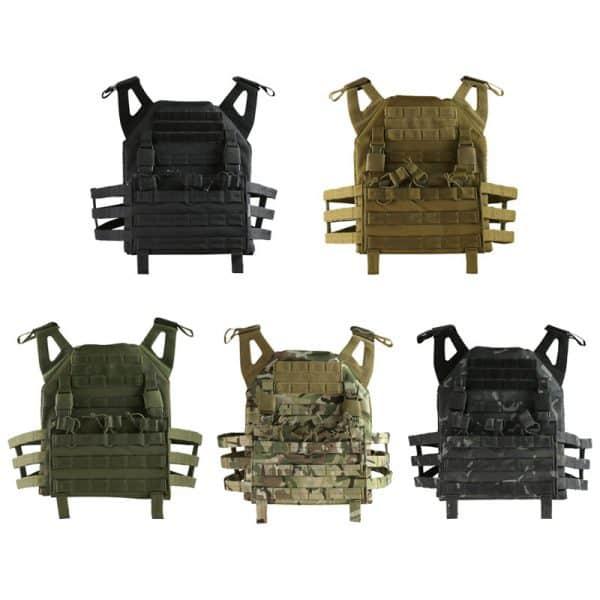kombat uk buckle-tek jump plate carrier all