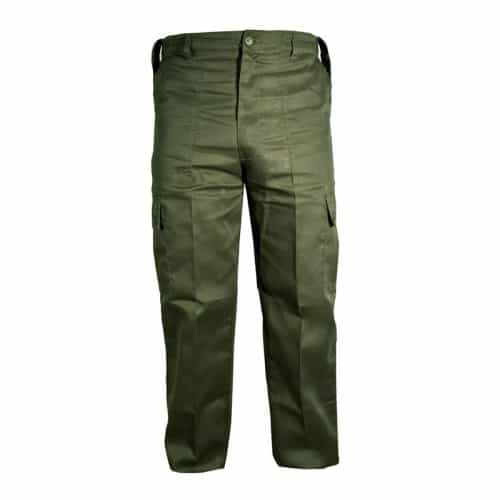 kombat uk olive green combat trousers