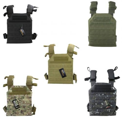 kombat uk spartan plate carrier all
