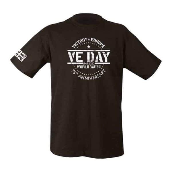 kombat uk ve day t-shirt 75th anniversary ww2