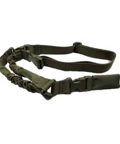 oper8 tactical heavy-duty single point sling olive