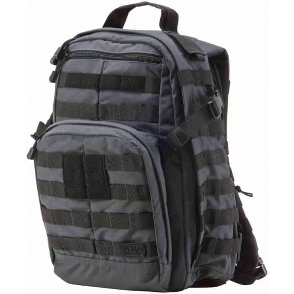 5.11 tactical rush 12 backpack travel bag double tap