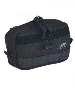 tasmanian tiger horizontal tac pouch 4 - black