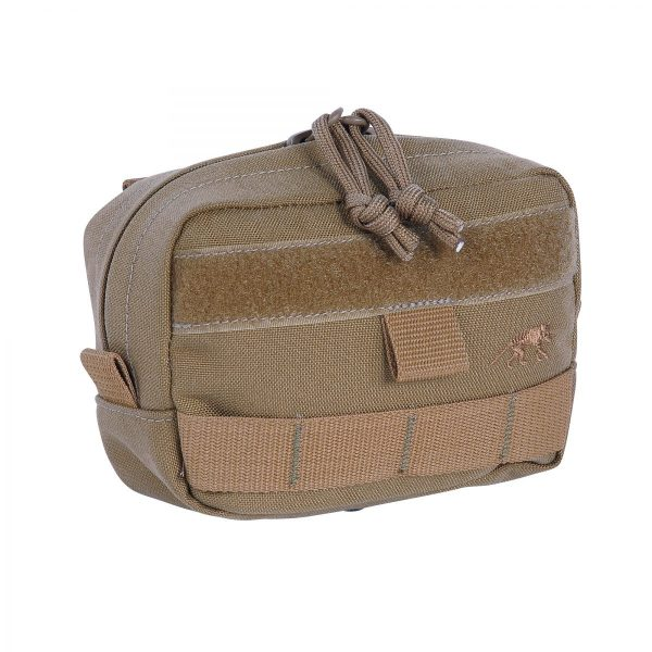 tasmanian tiger horizontal tac pouch 4 - coyote brown