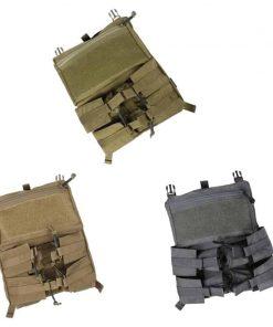 tmc assault back panel for 420 plate carrier - all