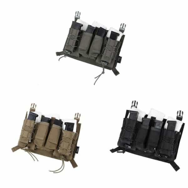 tmc assaulters panel for 420 plate carrier - all
