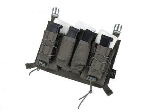 tmc assaulters panel for 420 plate carrier - ranger green