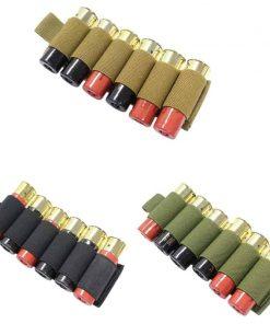 wbd 6 round shotgun shell holder - all