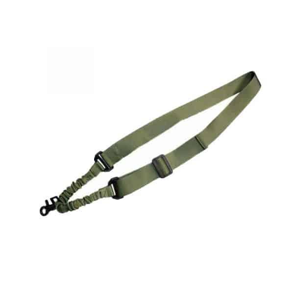wbd single point sling - basic sling - olive