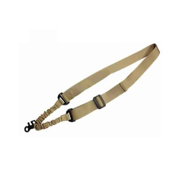 wbd single point sling - basic sling - tan