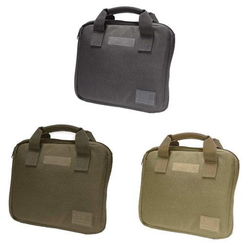 5.11 single pistol case all
