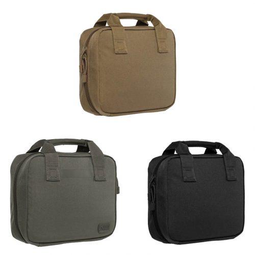 5.11 double pistol case all - pistol carry case