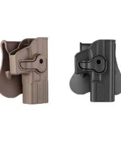 amomax right handed glock holster both