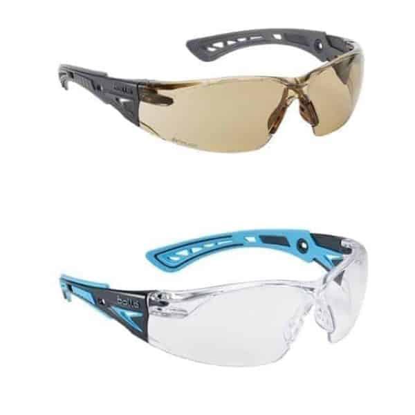 bolle rush glasses both