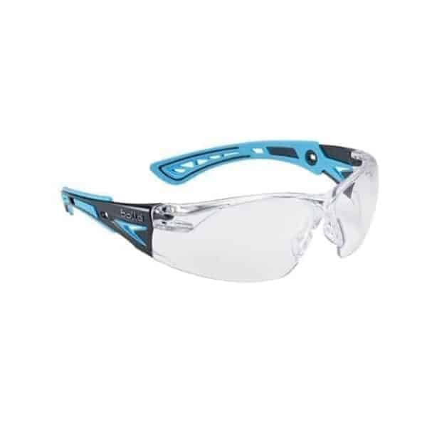 bolle rush glasses clear