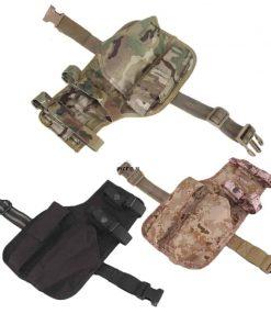 emerson gear mp7 drop leg holster all