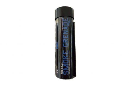 enola gaye wp40 wire pull smoke grenades blue