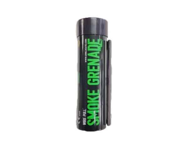 enola gaye wp40 wire pull smoke grenades green