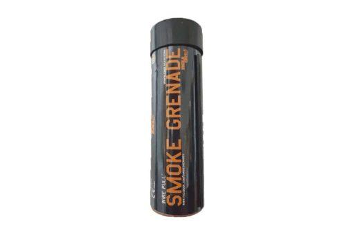 enola gaye wp40 wire pull smoke grenades orange