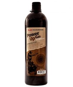 guarder power up black gas - airsoft gas