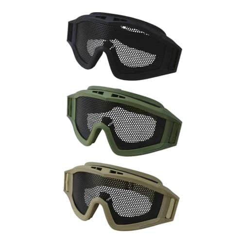 kombat uk operator mesh goggles airsoft goggles all