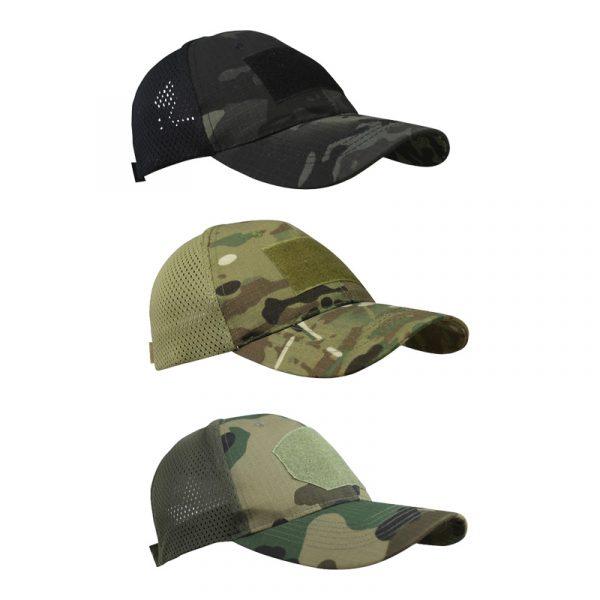 kombat uk spec-ops mesh baseball cap all