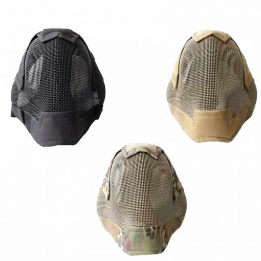 oper8 beelord full face mesh mask all