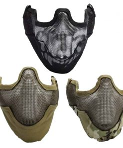 oper8 lower face and ear mesh mask