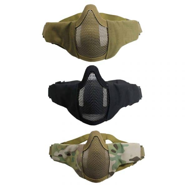 oper8 small slimline mesh mask all