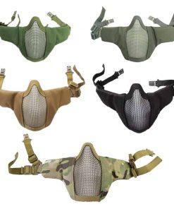 oper8 fast helmet slimline mesh mask all