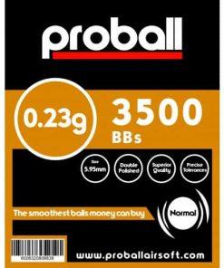proball 0.23g bbs 3500