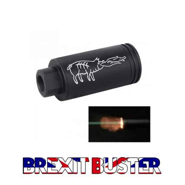 spitfire tracer unit muzzle flash illuminator main