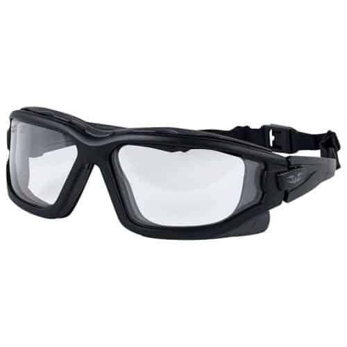 valken zulu goggles clear