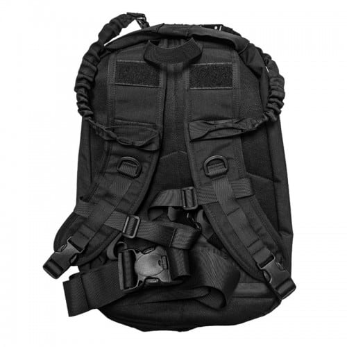 wbd dual-purpos tactical backpack and vest back