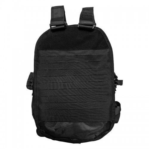 wbd dual-purpos tactical backpack and vest front vest