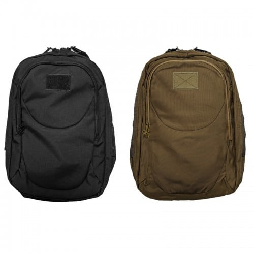wbd dual-purpose backpack and vest both
