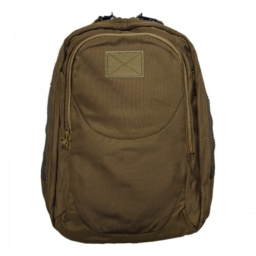 wbd dual-purpos tactical backpack and vest dark earth