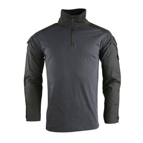 kombat uk spec-ops ubac shirt black front