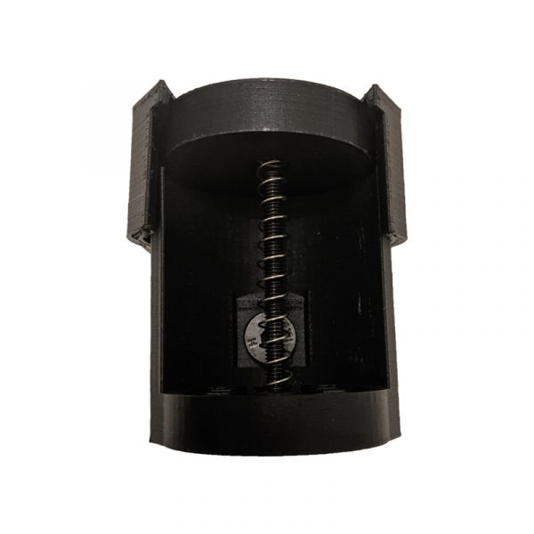 6 shooters spring loaded h8r disk pouch h8r revolver 3