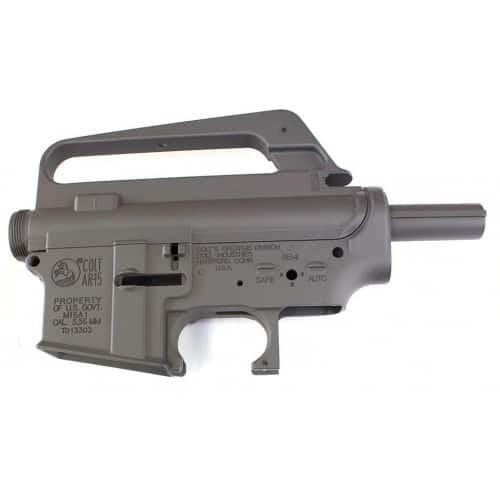 VN M16a1 receiver set with colt markings