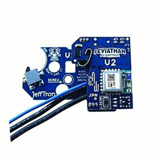 Leviathan - V2 to stock with Real feel trigger system (RFTS)