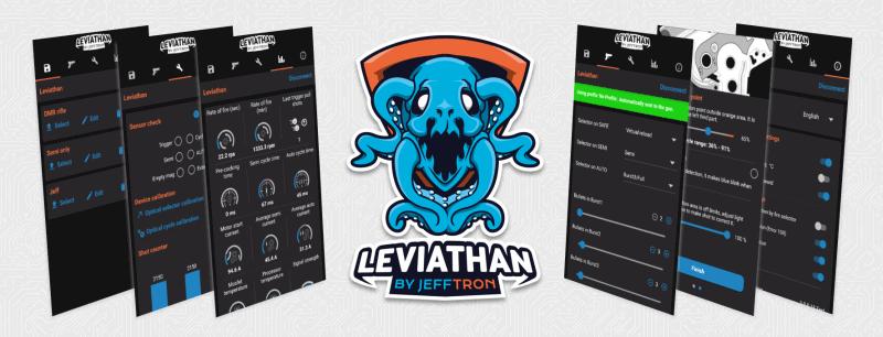 Jefftron Leviathan V3 ETU Optical Mosfet