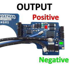 Jefftron Leviathan - NGRS Optical MOSFET - Rear Wired