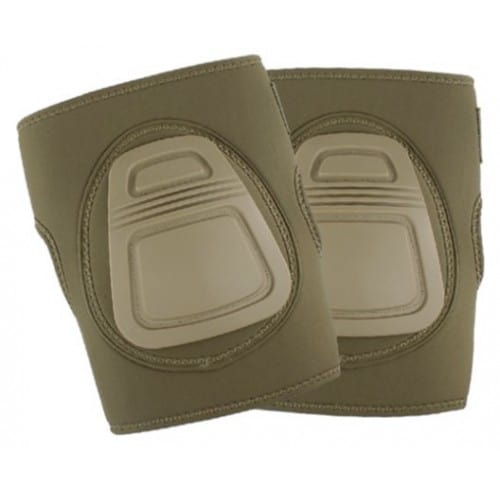 wbd gen 2 style tactical knee pads tan