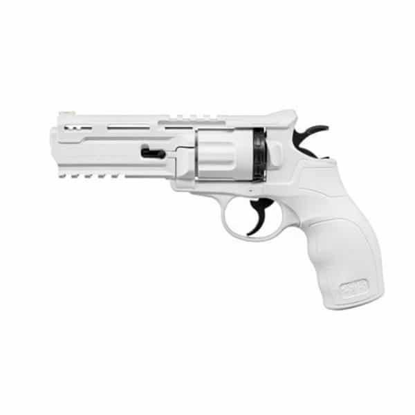 umarex elite force h8r revolver gen 2 limited edition white
