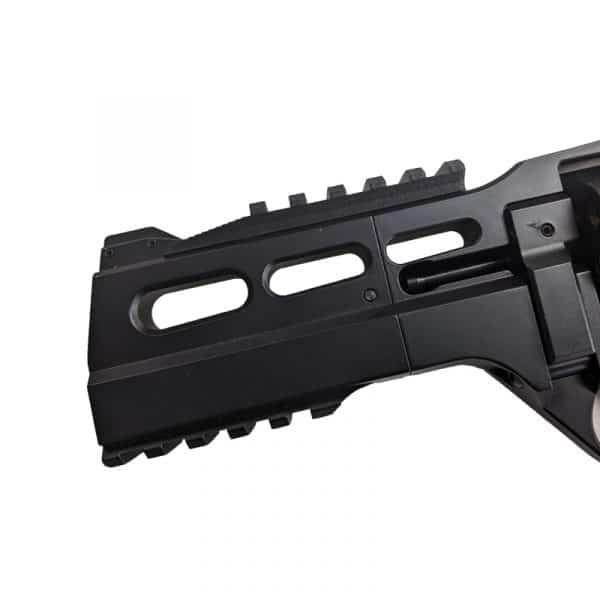 6 shooters chiappa rhino front sight rail 2